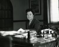 President Margaret Clapp, c. 1960-1966